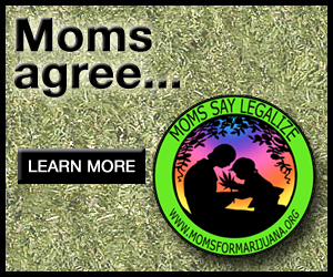 Support Moms for Marijuana