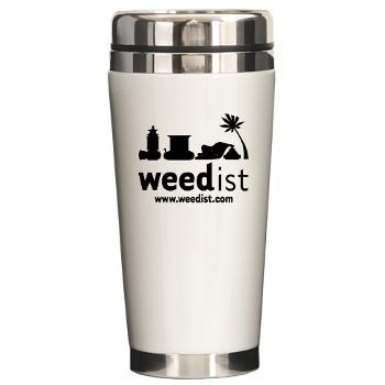 Weedist Travel Mug