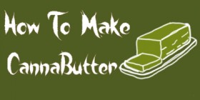 How to Make Cannabutter (Cannabis Butter)