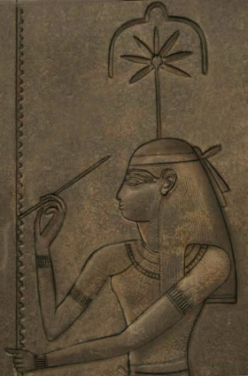 Seshat, Egyptian Goddess of Wisdom, Knowledge… and Cannabis?