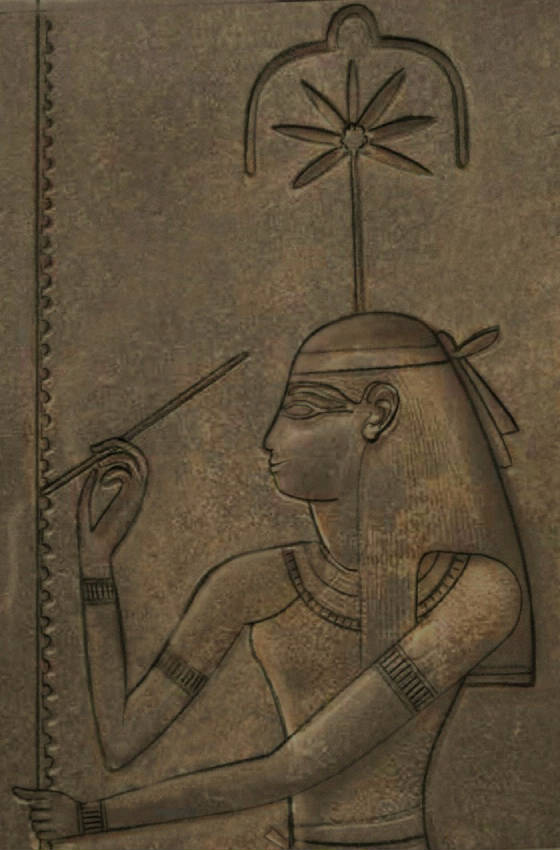 Seshat Egyptian Goddess Of Wisdom Knowledge And Cannabis Weedist