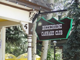 Video: Awesome Eye Candy Tour of Colorado's Breckenridge Cannabis Club