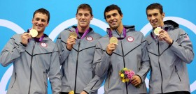 Michael Phelps Wins 19th Olympic Medal, Breaks Record