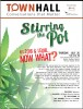 'Stirring the Pot' Forum Puts Discussion of Legalized Marijuana on Front Burner