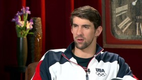 Michael Phelps: 'I consider myself normal'