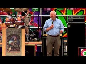 Hempfest Video: Seattle Mayor Mike McGinn, Vote Yes I-502
