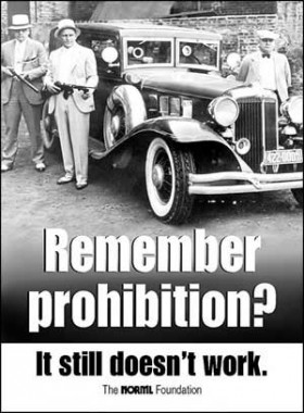 Cannabis Prohibition Now Seventy-Five Years Old