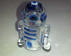 Piece of the Week | R2D2 Glass Pipe