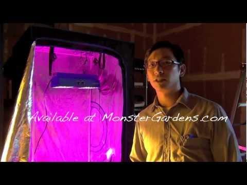 Hid Vs Led Grow Lights Performance Comparison Video