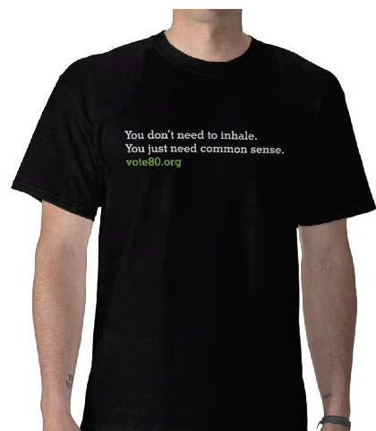 Measure 80 tshirt common sense