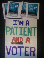 Action Today: Remind Obama Patients Are People Who Vote!; Source: http://safeaccessnow.org/sept20-rally