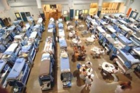 federal prison overcrowding, Source: http://stopthedrugwar.org/chronicle/2012/sep/13/drug_sentences_driving_federal_p