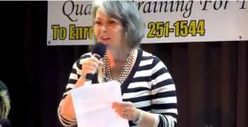 Video: Roseanne Barr's Oaksterdam Speech