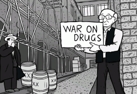 Comics, Economics and the War On Drugs