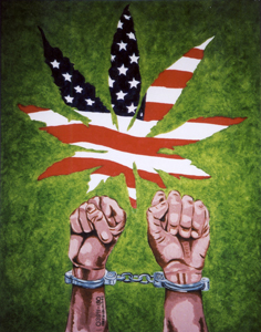 5084-JamesMoorePainting marijuana arrests, Source: http://www.cannabisculture.com/articles/5084.html