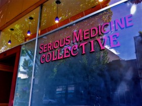 Serious Medicine Collective medical marijuana i-502, Source: https://www.facebook.com/SeriousMedicineCollective