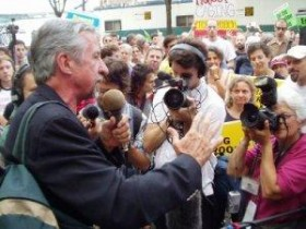 Tom Hayden to NORML: US Needs Peace Movement to End Drug War