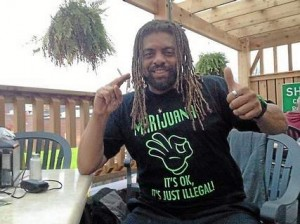Ed Forchion Source: http://www.trentonian.com/article/20121018/NEWS01/121019483/-weedman-found-not-guilty-of-distributing-pot