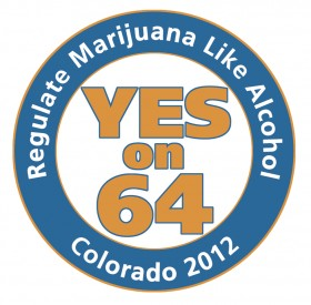 Vote Yes on Amendment 64, Colorado