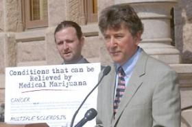Austin Lawmaker Says Timing Right for Medical Marijuana Bill