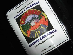 Old Hippie Edible Story: Cosmic Caramels