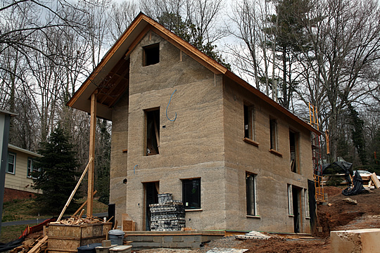 House Building Materials : High scientist hempcrete weedist
