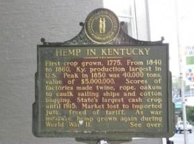 Senate Committee Approves Kentucky Hemp Bill