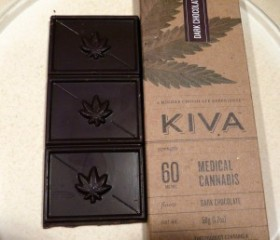 Using Kiva Medical Cannabis Chocolate Bars As a Standard of Measurement