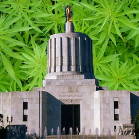 Oregon Cannabis Legalization Bill Makes History and Headway