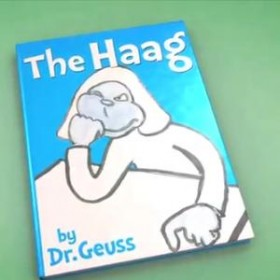 "Harborside Releases ""The Haag"" Political Cartoon"