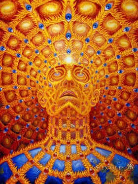 Alex Grey, Source: http://alexgrey.com/