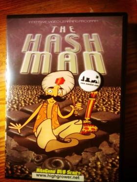 DVD Review: The Hash Man