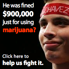 chaves fined $900000 for using marijuana Source http://blog.mpp.org/wp-content/uploads/2013/03/ChavezJrAlert.jpg