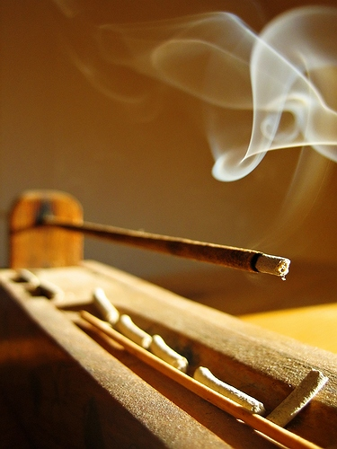 All About Incense