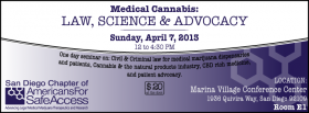Medical Cannabis Seminar Videos – Law, Science, and Advocacy
