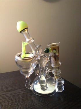 Piece of the Week | AJ Roberts Recycler (Slyme)