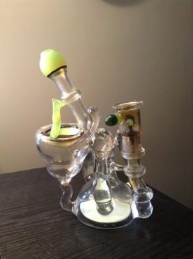 Piece of the Week | AJ Roberts Recycler (Slyme)