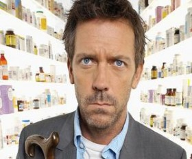 Great TV to Watch While High: House