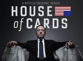 Great TV to Watch While High: House of Cards