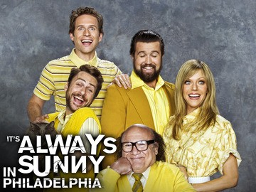 Great TV While High: It's Always Sunny in Philadelphia