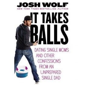 Book Review: It Takes Balls by Josh Wolf