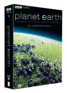 Great TV While High: Planet Earth