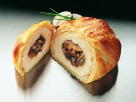 Great Recipes While High: Chicken Wellington