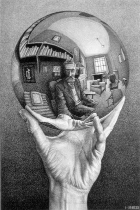 Great Artwork While High: M.C. Escher