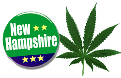 New Hampshire Legislature Votes to Approve Medical Marijuana
