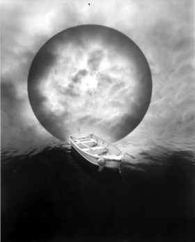 Great Artwork While High: Jerry Uelsmann