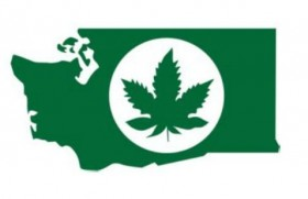 Washington State Ditches Marijuana Logo