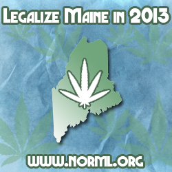 Maine: Let the People Decide on Marijuana Legalization!