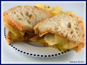 Great Edibles Recipes: Chip Sandwich