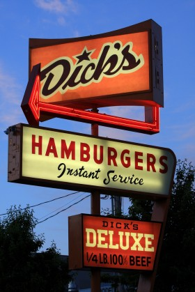 Weedist Destinations: Dicks Drive-In, a Seattle Icon
